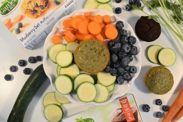 Eat Your Veggies With Garden Lites Muffins