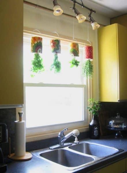 diy indoor planters