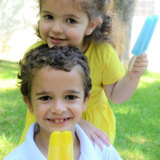 enjoying summer simply with budget saver twin pops