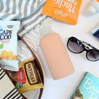 summertime on-the-go snacking favorites