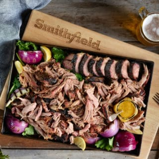 restaurant-quality meals at home with Smithfield