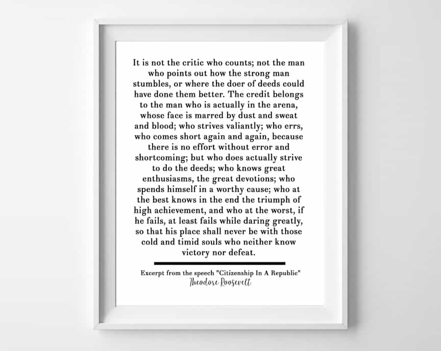 Free Printable Quotes 4