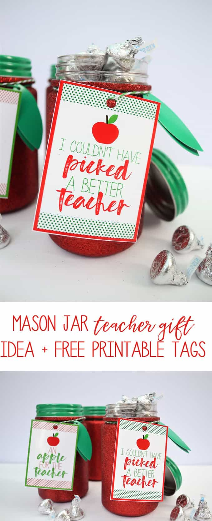 image relating to Free Printable Teacher Appreciation Tags named Instructor APPRECIATION Reward Notion + No cost PRINTABLE Present TAGS