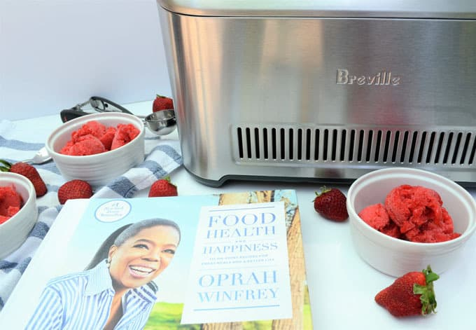 how to make strawberry sorbet 7