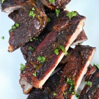 dry rub recipe for ribs with Smithfield®