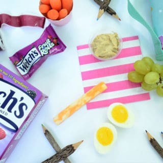 Back to School with Welch's Fruit Rolls