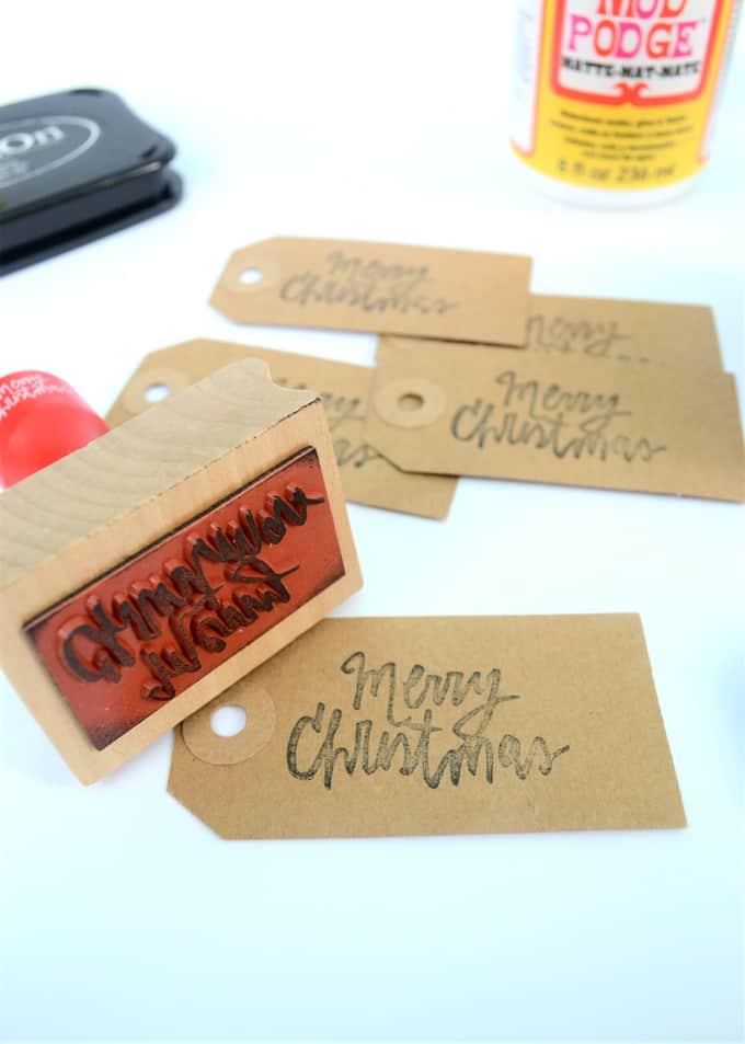Christmas Gift Tags 5