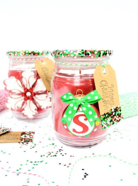 decorate candles 4