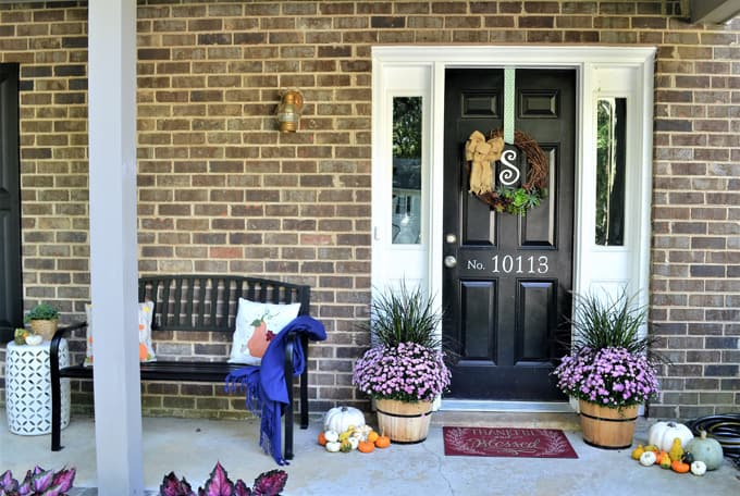 porch decor ideas lowes 13