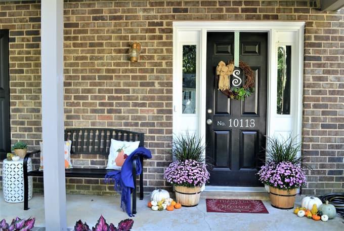 porch decor ideas lowes 13