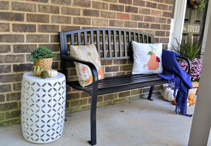 porch decor ideas lowes 12