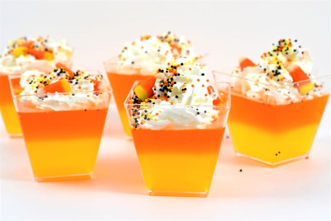 No Bake Halloween Treats 2