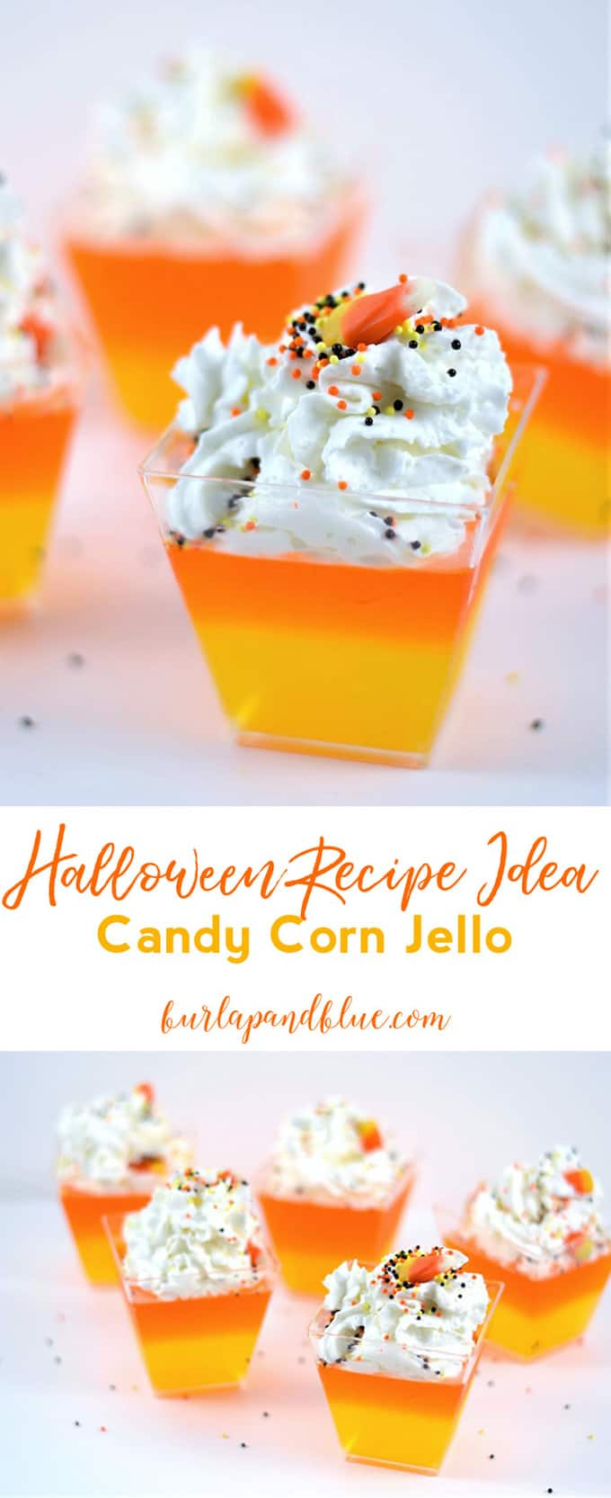 easy halloween jello shots recipe