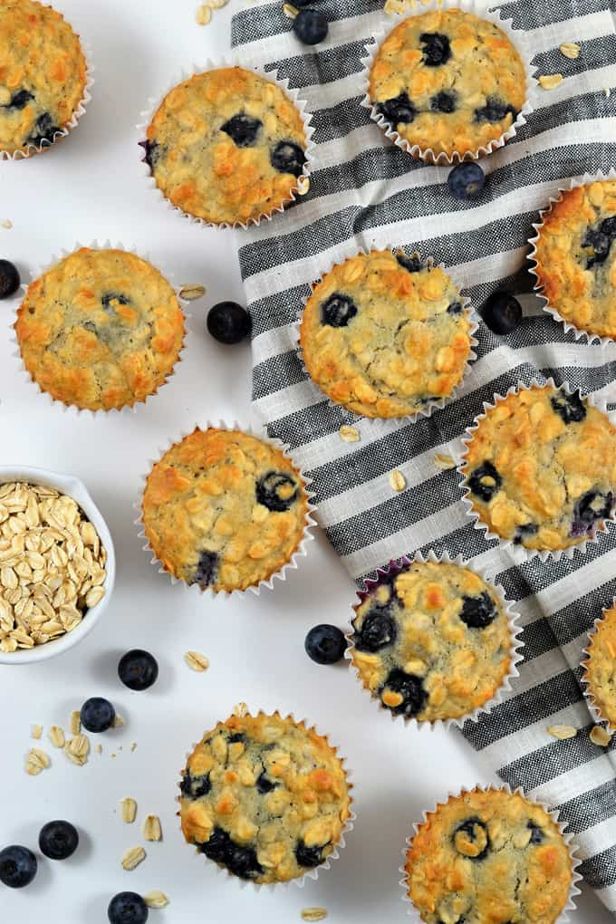 blueberry muffin recipe 7