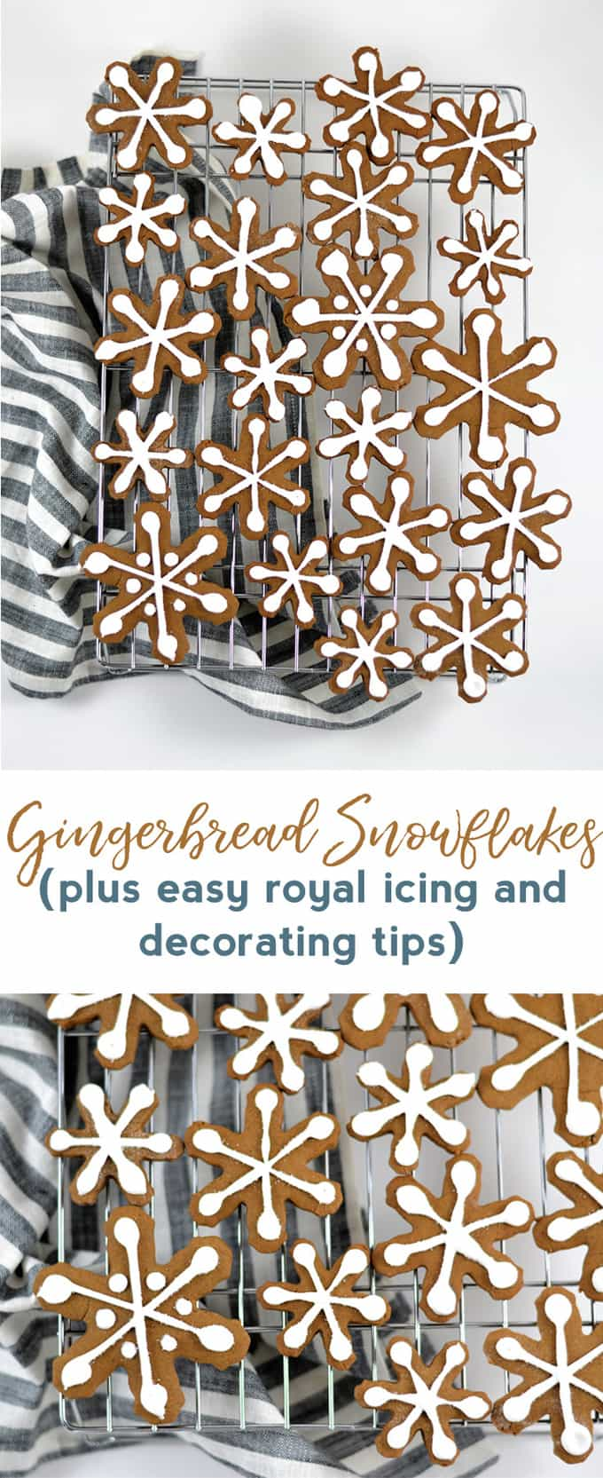 gingerbread snowflakes 6
