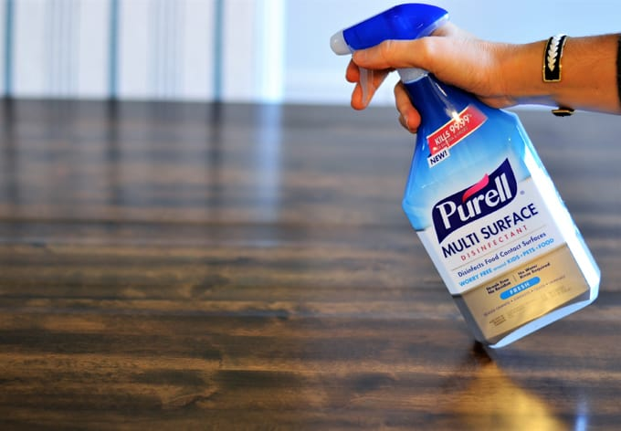 purell multi surface cleaner 2