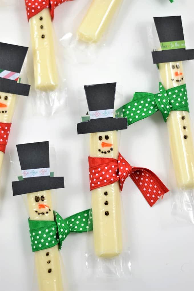 snowman treat 1
