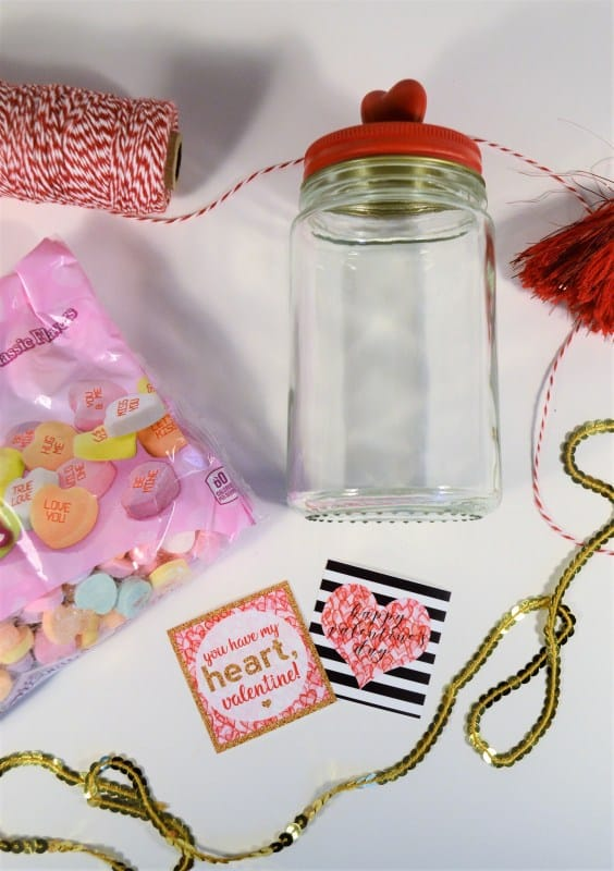 conversation heart craft 2