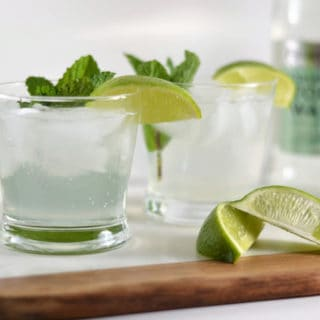 cucumber vodka drink 2