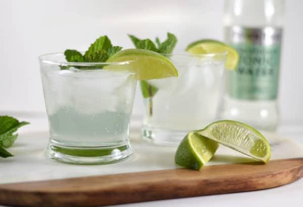 cucumber vodka drink 2