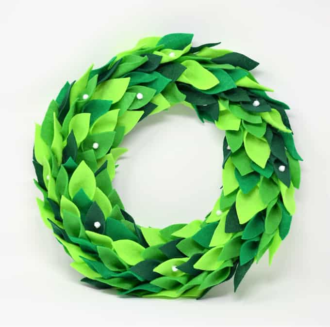magnolia Wreath 4