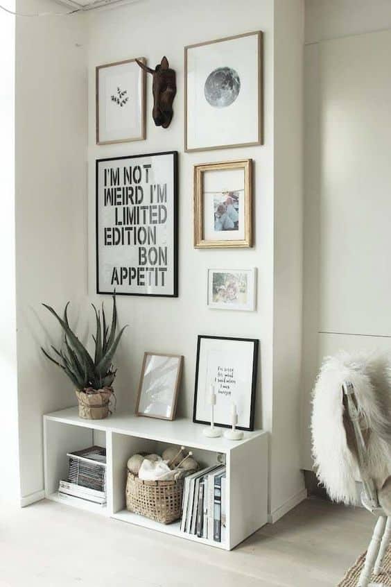 decorate empty corner