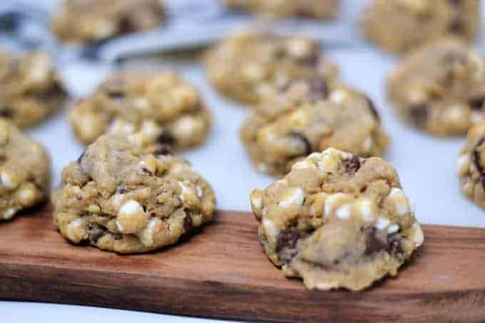smores cookies recipe 3