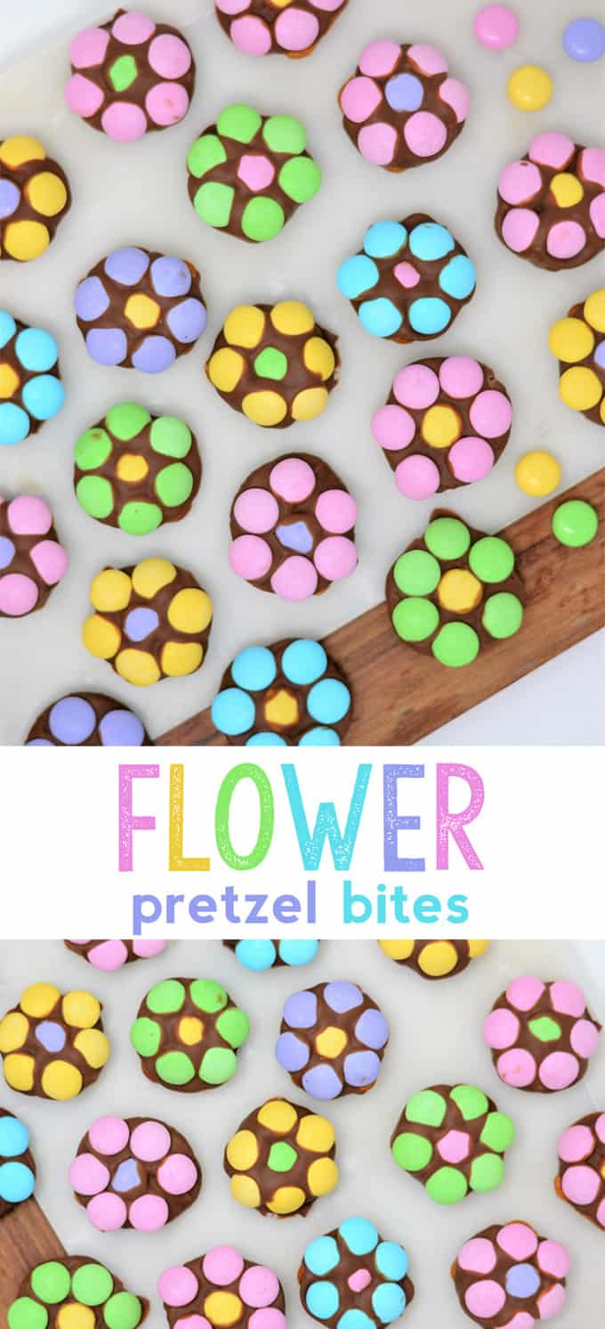 pretzel candy | spring recipe | candy bites | dessert recipe | easy dessert ideas | chocolate recipe