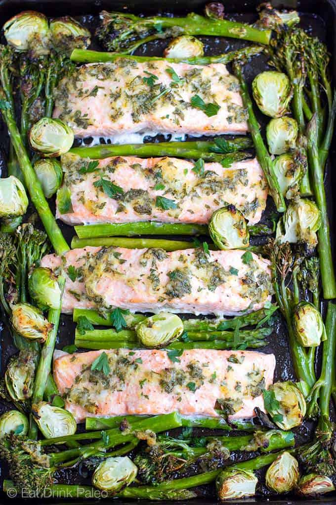 salmon recipes idea