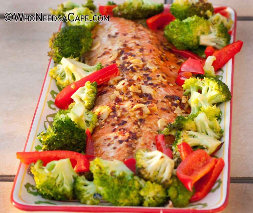 salmon idea