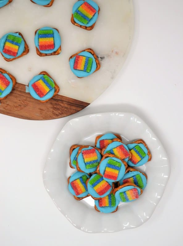 rainbow party ideas 2