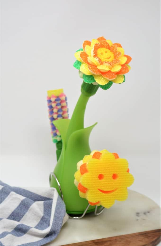 spring sponges
