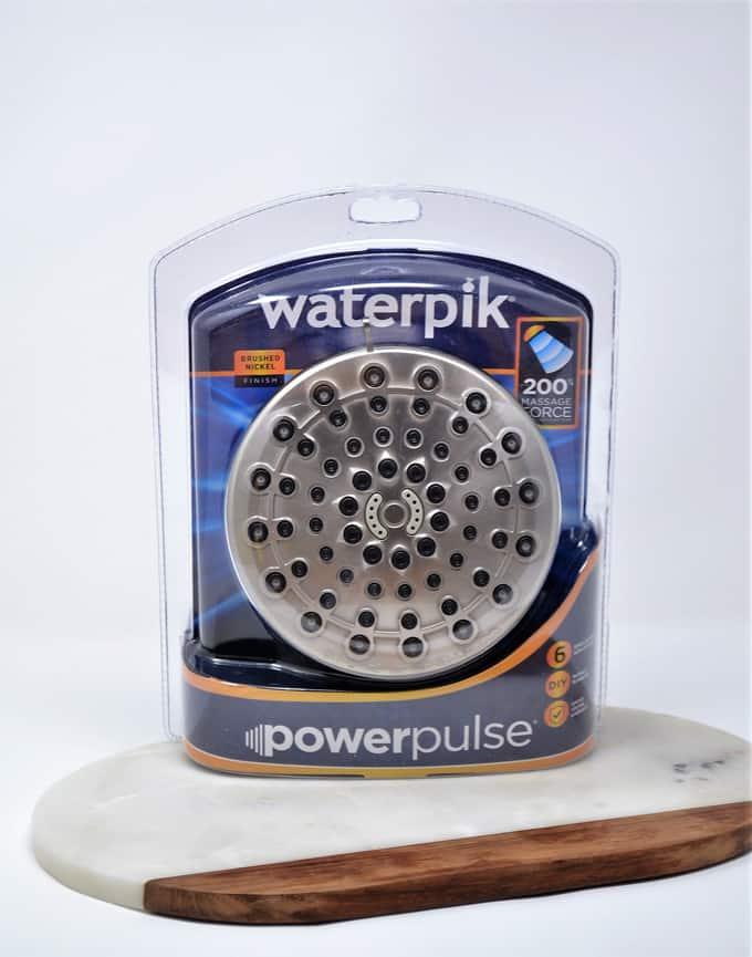 waterpik shower head