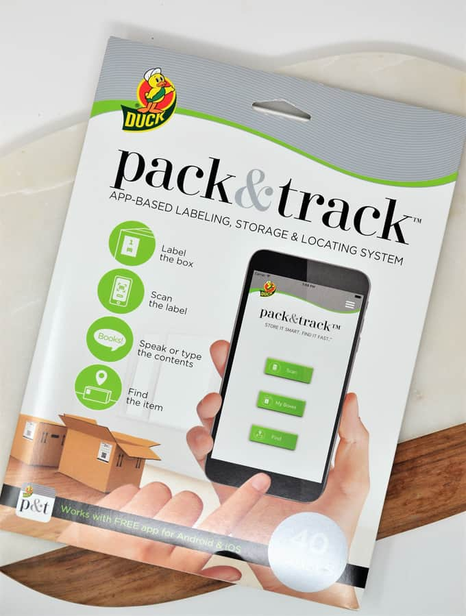 duck brand pack and track