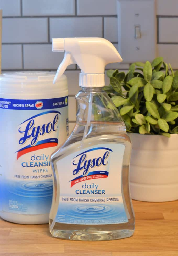 lysol daily cleaner 2
