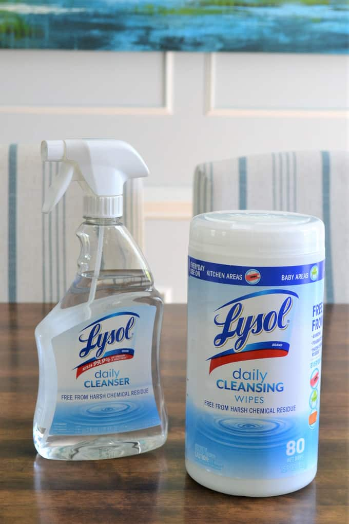 lysol daily cleaner 3