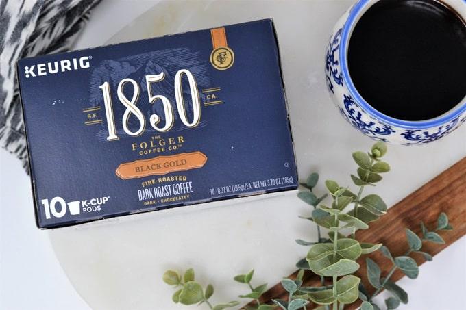 folgers 1850 coffee 2