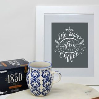 folgers 1850 coffee 3