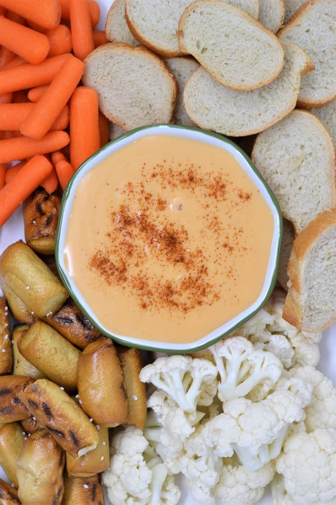 cheese dip recipe 5