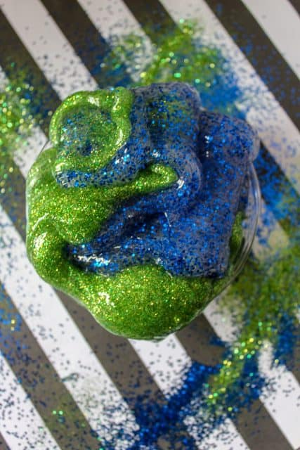 earth day slime