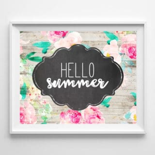 summer printable art 3