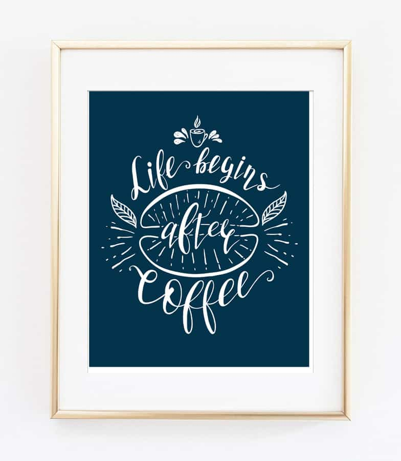 coffee decor free 2
