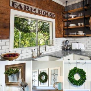 Rustic Decor & Modern Farmhouse Tips and Tricks