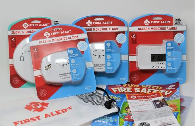 first alert co detector 3