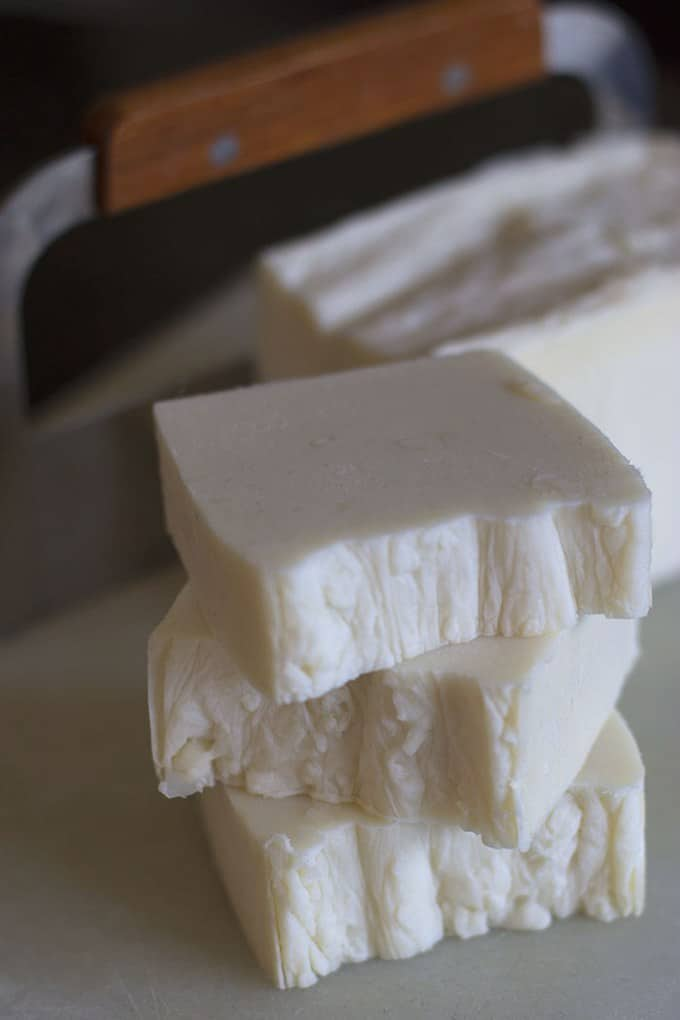 hand milled soap