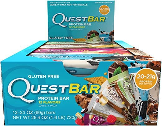 best low carb protein bar
