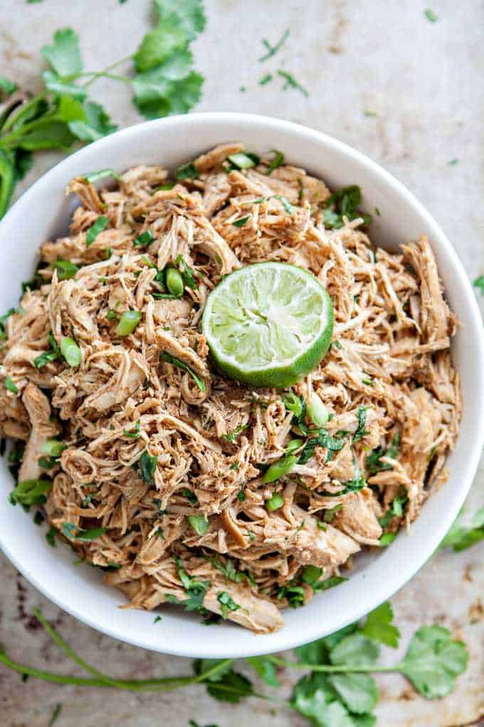 cheap slow cooker mexican chicken