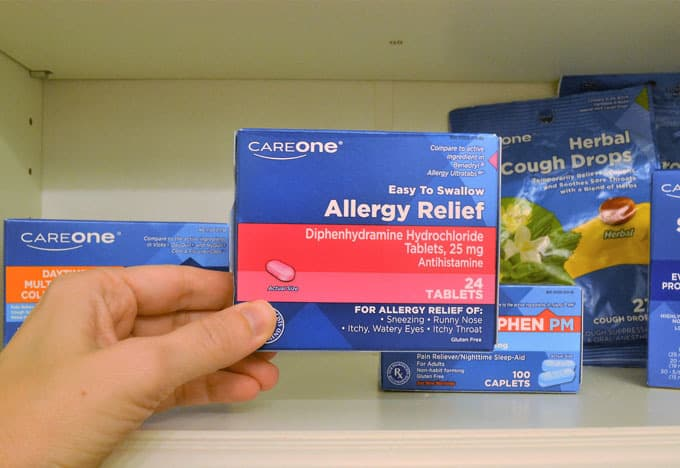 careone allergy