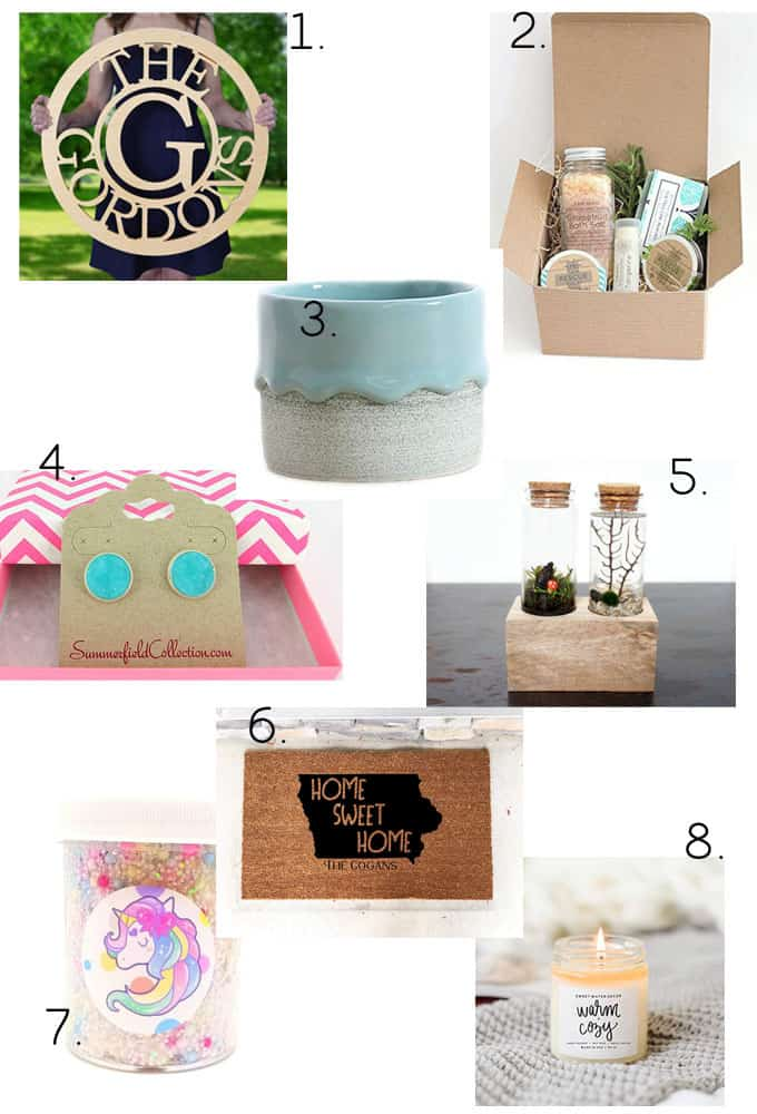 Favorite Finds For Gifting With Amazon Handmade