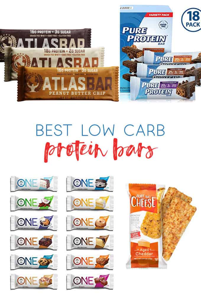 Best Low Carb Protein Bars To Buy